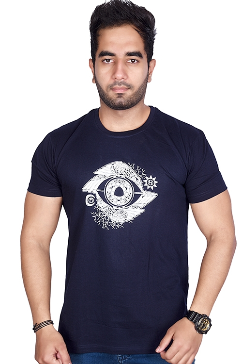Pack Of 3 - STS, Official PV & Designer Eye Combo T-Shirts