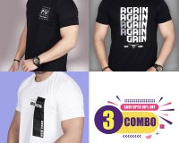 Pack Of 3 - Official PV , Again & Brooklyn NY Combo T-Shirts