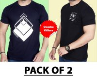 Pack Of 2 - Premium STS & Official PV  Combo T-Shirts